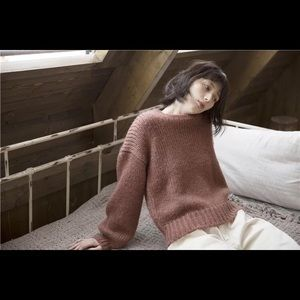 Kernel cosmos wool sweater
